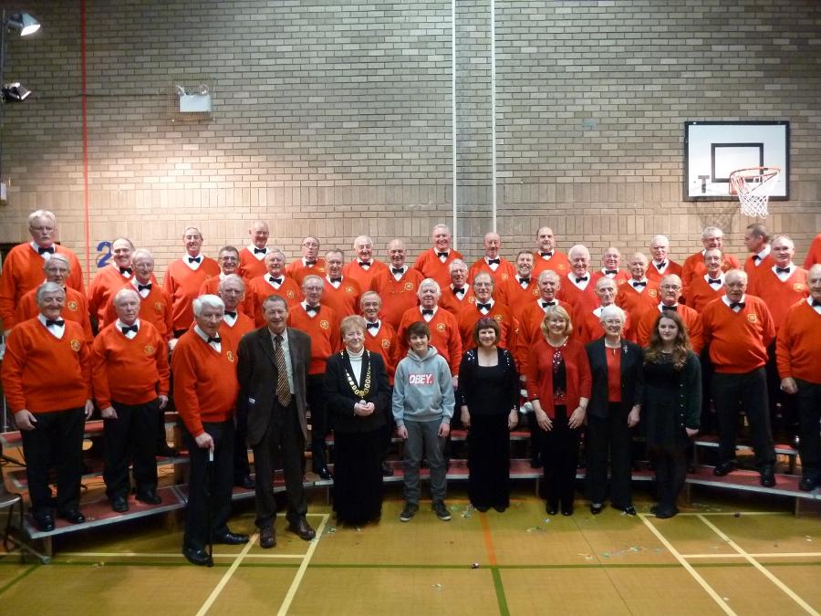 Chepstow male Choir