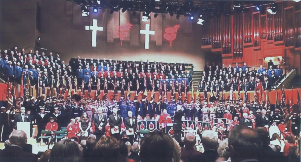 St Davids Remembrance Concert December 2014small